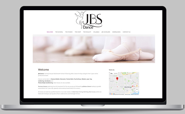 JBS Dance Website